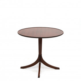 Frits Henningsen side table i mahogni