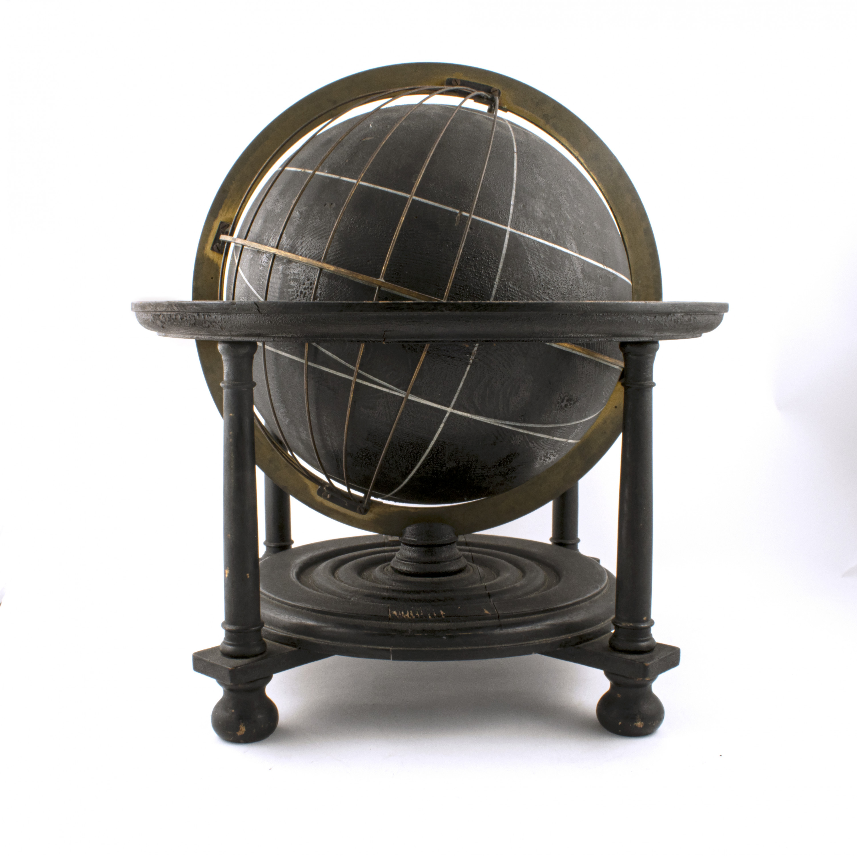 Celestial globe. Sweden early 19th century