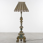 Baroque standerlamp