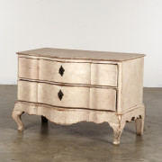Danish Baroque Chest of Drawers