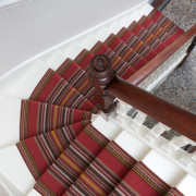 Stair runners custom made