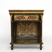 19th Century French Napoleon III Boulle Console table