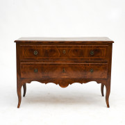 Italian 18th Century Regency Chest of Drawers