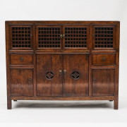 'Shandong' Cabinet with Beautiful Original Lacquer