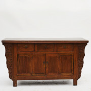 Chinese Ming Style Alter Cabinet or Sideboard