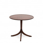 Frits Henningsen Mahogany Side Table