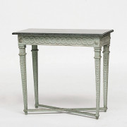 A Swedish Late Gustavian Painted Console, Late 18th/Early 19th Century