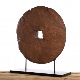 Large sculpturel cartwheel