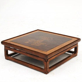 Chinese Qing dynasty Kang Coffee Table