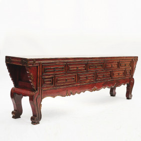 Rare Chinese altar sideboard from Shanxi c. 1840