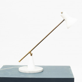 Italian Mid-century Table Lamp Designed by Gino Sarfatti