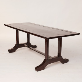 Long table, Malava hardwood