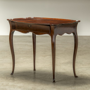 Rococo tray table from the Virgin Islands