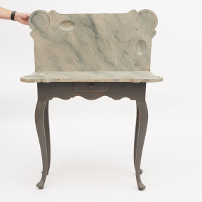 Danish 18th Century Rococo Gaming Table