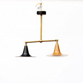 Stilnovo Double Pendant Lamp