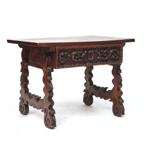 Barok table Spain about 1650