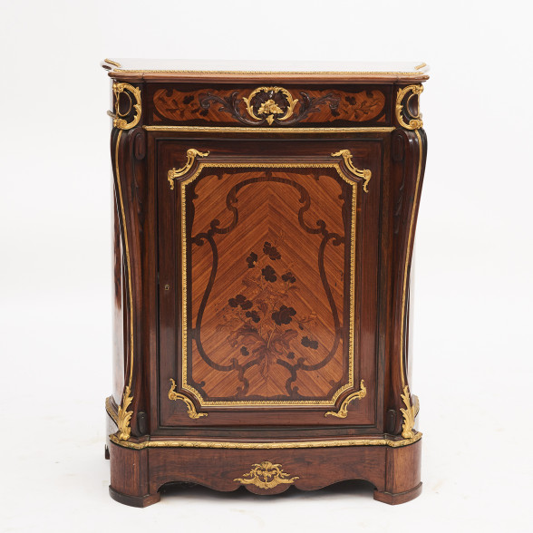 Guillaume Grohé, Napoleon III period cabinet